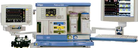 Dräger Fabius GS premium |Clinica Oftalmoligica Oftalmestet